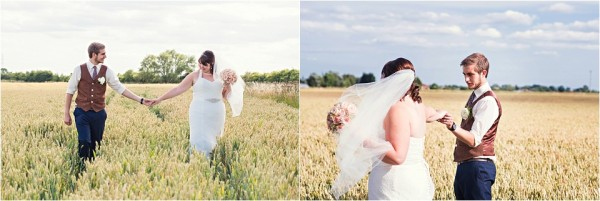 vintage country wedding, bride and groom portraits, norfolk