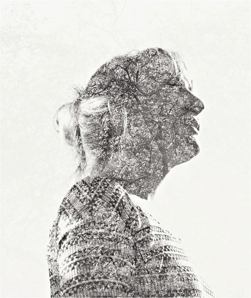 double exposure images, nikon