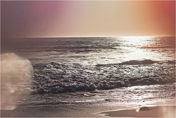 beach photo's, santa barbara, california