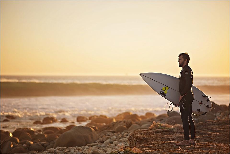 beach photo's, santa barbara, california