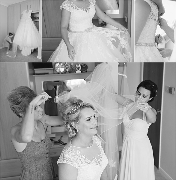 Bridal Prep, Stratford House Wedding, Norfolk Wedding Photography