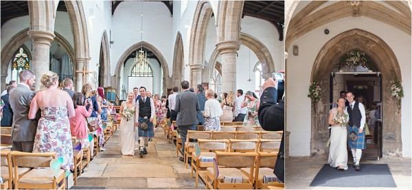 oundle church wedding photography
