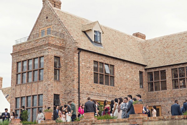 The Old Hall, Ely, Wedding