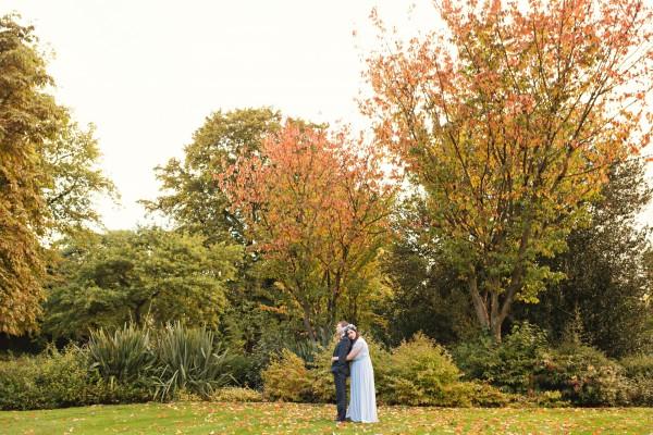 Intimate Elopement Wedding
