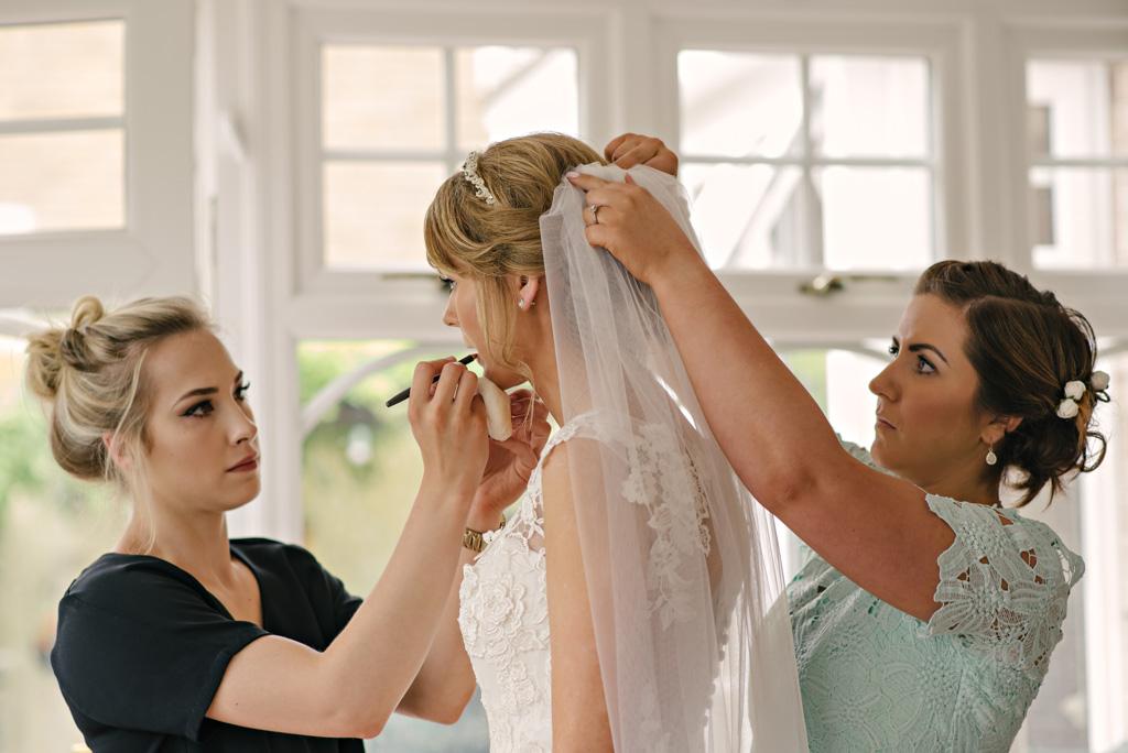 bridal prep norfolk wedding photographer