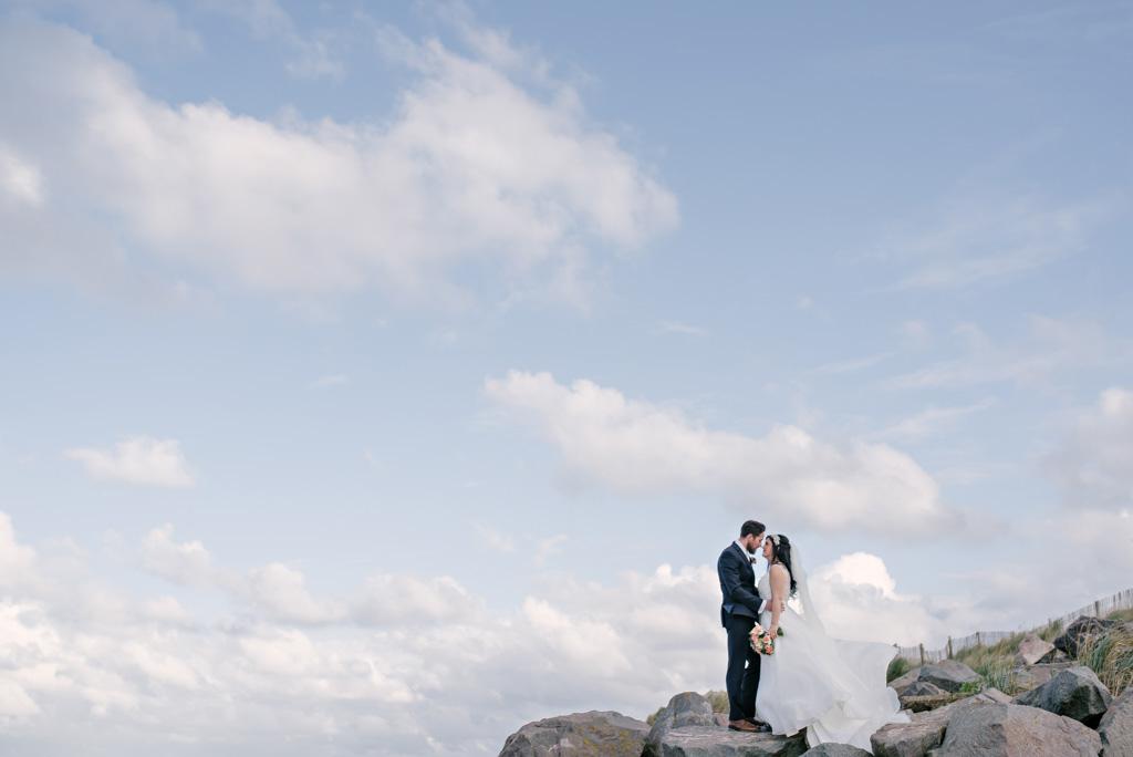 coastal wedding photography