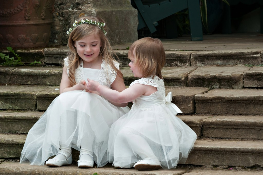 Lincoln Wedding Photography Flowergirls