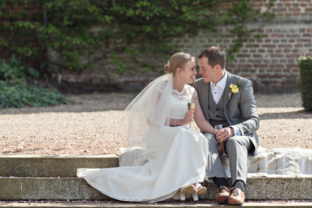 Lincoln Wedding Photography Bride and Groom