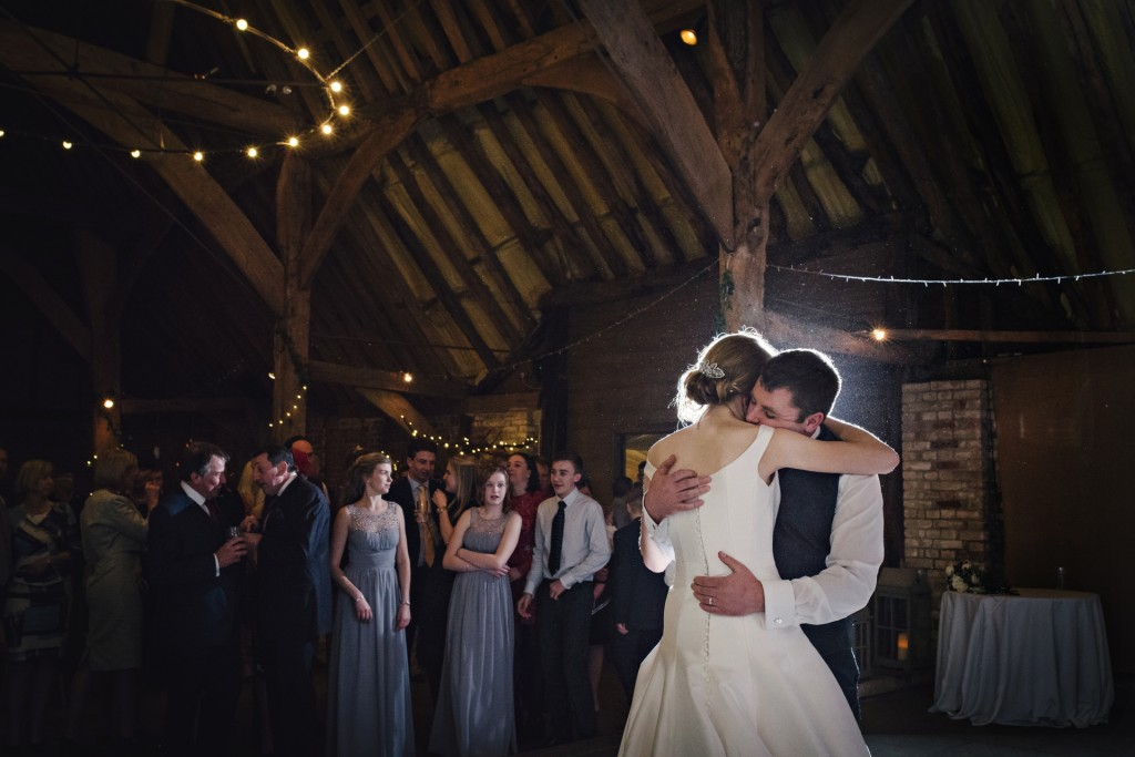 Ely Cathedral & Red Barn Wedding