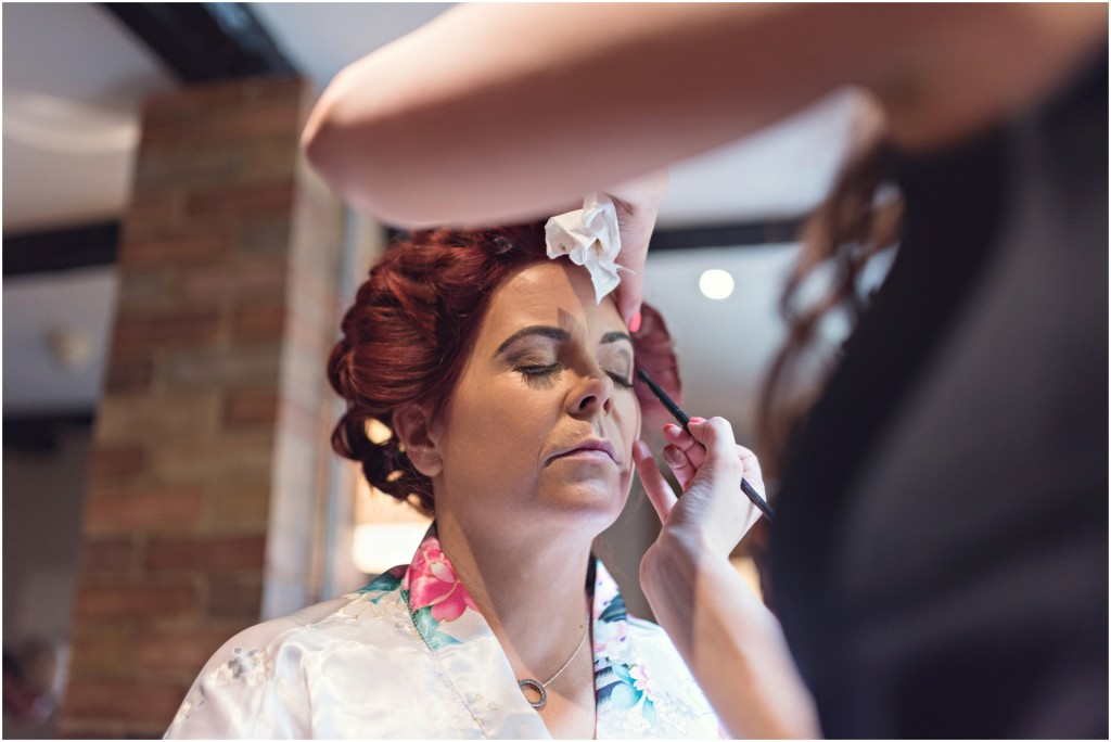 Bridal Prep, Family Wedding Photography, Cambridge