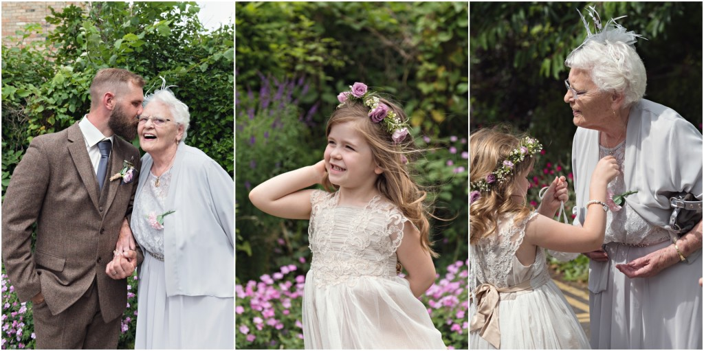 Family Wedding Photography, Cambridge