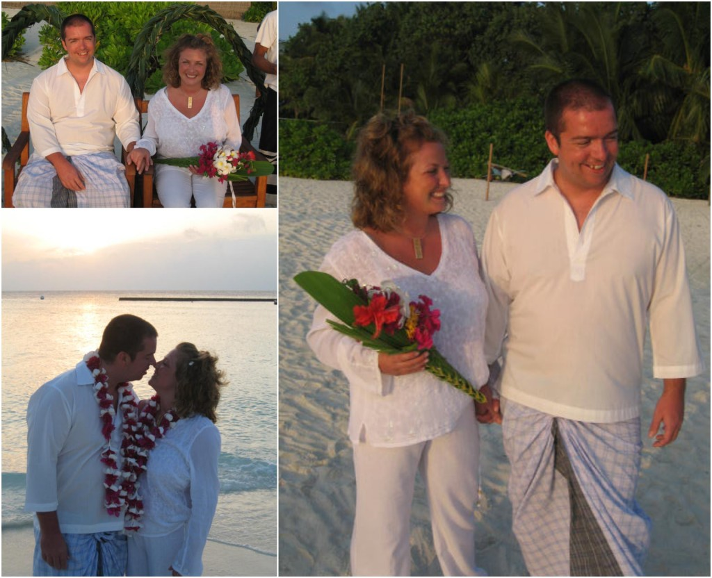 Renewal of vows, Maldives