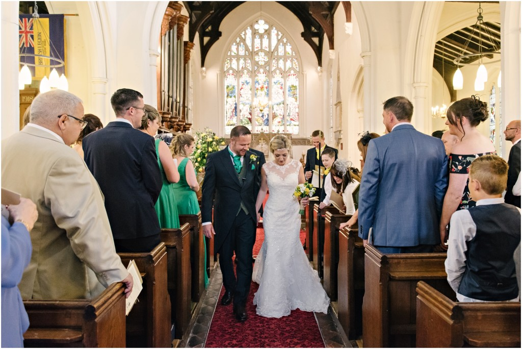 Littleport Church Wedding