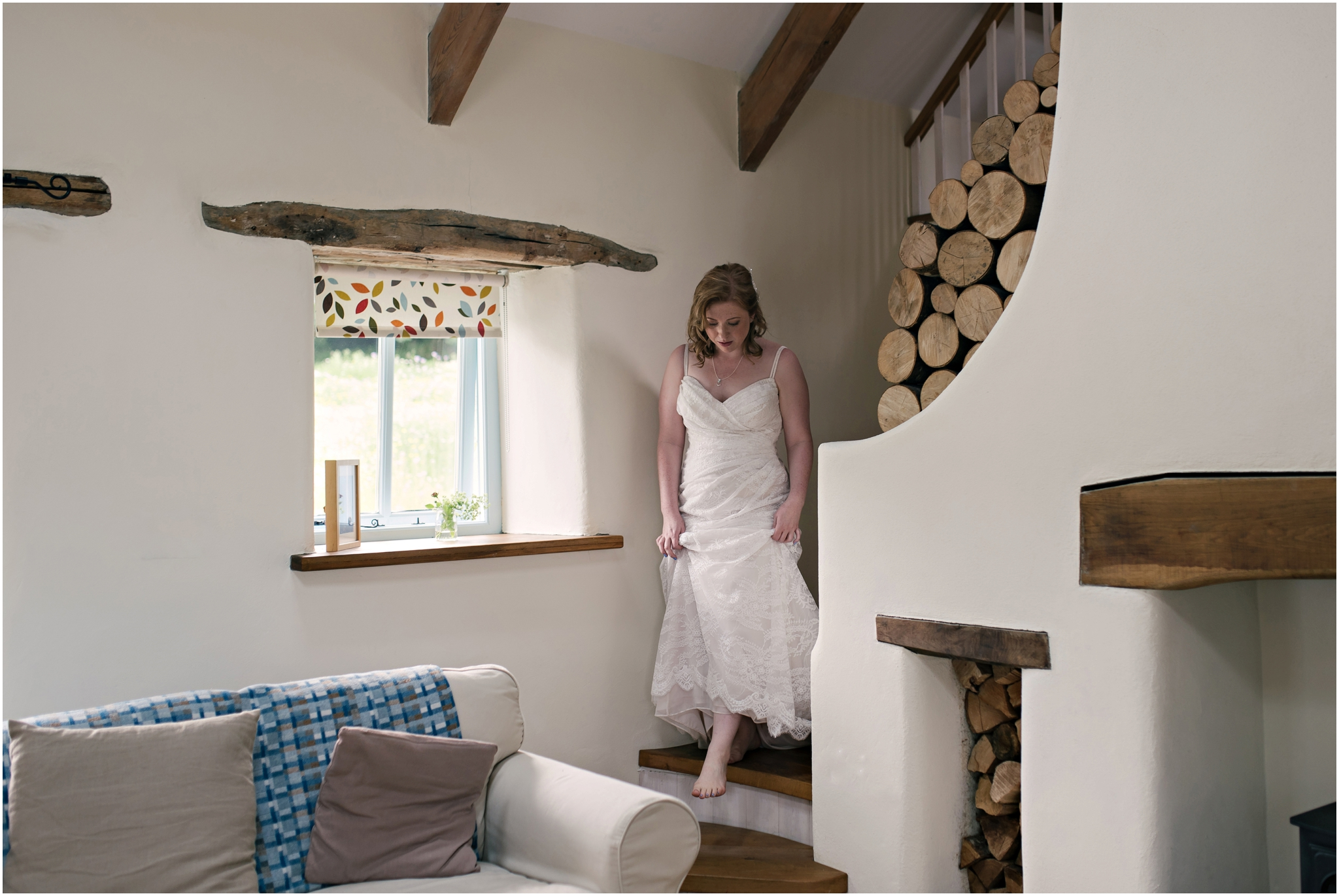 Nantwen Cottage Elopement, Wales