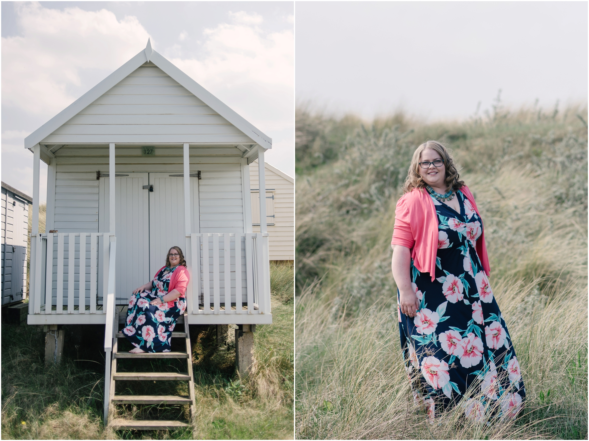 Flourish & Thrive Portrait Shoot, Norfolk
